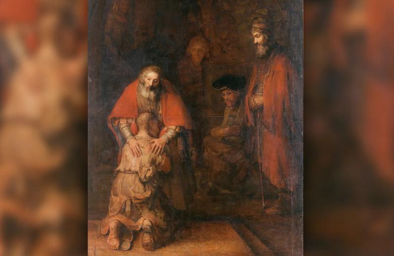 От блудного сына до придуманных сюжетов: картины в русской классике