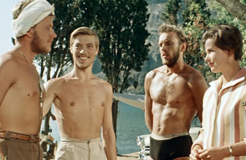 Отпуск по-нашему: 9 советских комедий про каникулы