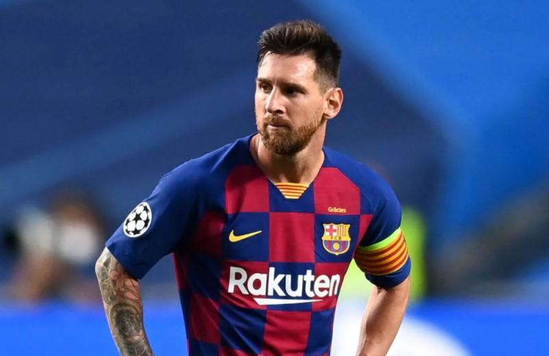 Судя по всему, Лионель Месси покидает «Барселону»