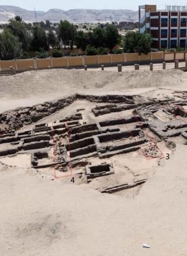 В Египте нашли пивоварню возрастом 5000 лет