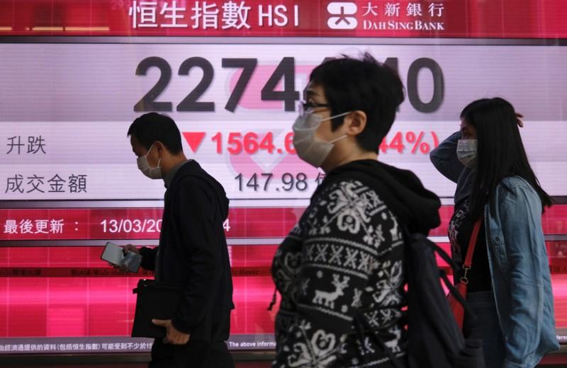 Двойной удар: как Китай и ФРС напугали инвесторов