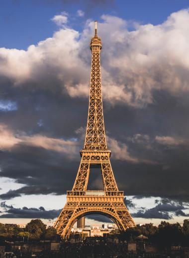 Сколько нужно краски, чтобы покрасить Эйфелеву башню