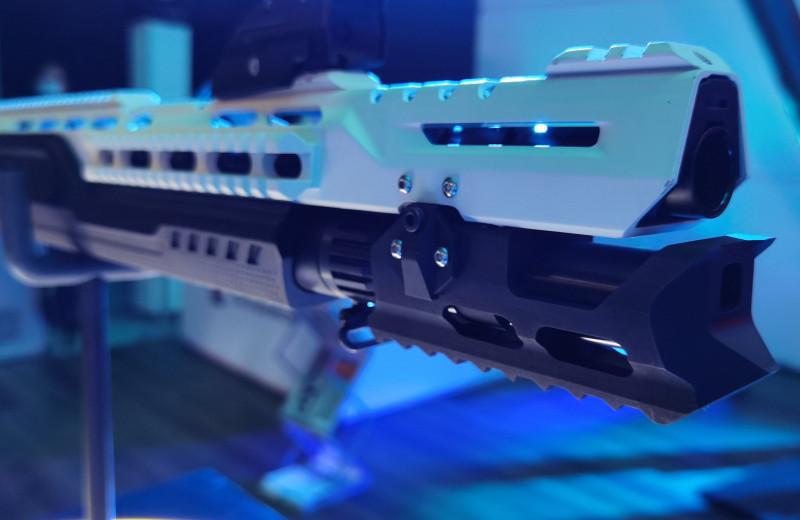 Оружие киберпанка: