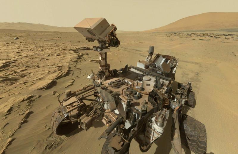 Все аппараты, коснувшиеся поверхности Марса