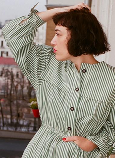 Girl in Vogue: Миа Моретти