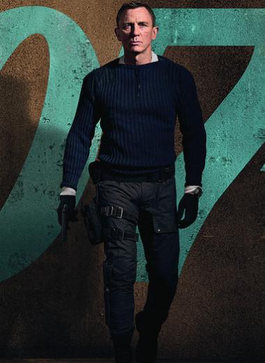 Будь, как Бонд: разбираем луки агента 007 и запоминаем идеи звездных киностилистов