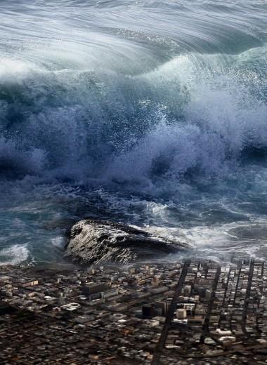 Откуда берутся гигантские волны-одиночки, способные переламывать целые суда