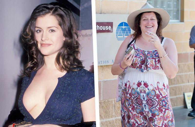 Ешь, толстей, люби: звезды, которые набрали вес и обрели счастье