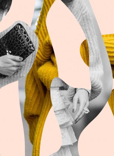 Эти правила знают все стилисты! Учимся сочетать линии в образе и выбирать одежду