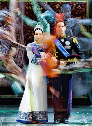 Шахиня Фарах Пехлеви: история, ставшая балетом