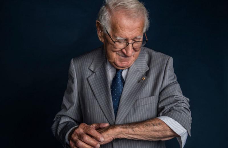 101-летний мужчина, выживший в Холокосте: «Я самый счастливый на Земле»