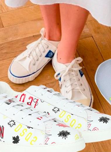 #инструктаж: как сделать кроссовки белыми снова