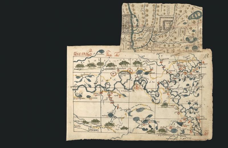 Кто украл самые красивые карты России?