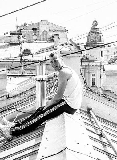 Актер Юра Борисов — о фильме «Бык», девяностых и митингах