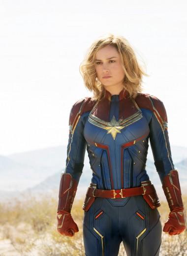 «Капитан Марвел»: каким получился первый фильм Marvel про супергероиню-женщину