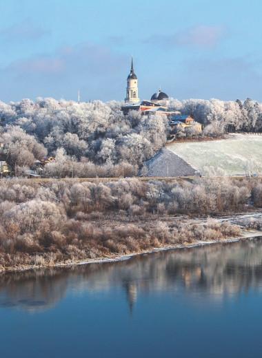 Ближний свет: путеводитель по Калужской области