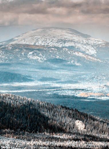 Уральская гора Ямантау, которой еще с 1990-х опасаются американцы