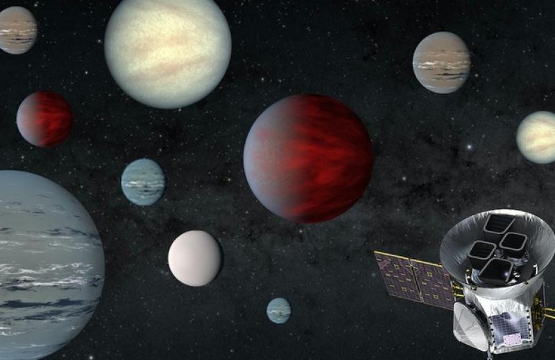 Телескоп TESS нашел более двух тысяч экзопланет за два года