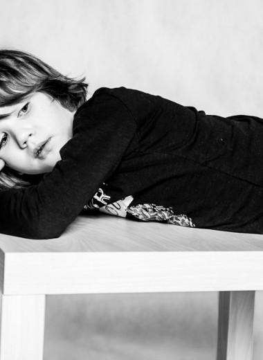 Фотопроект в честь Всемирного дня информирования об аутизме