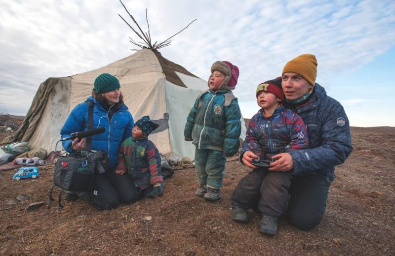 Как живут женщины на Чукотке: 4 истории