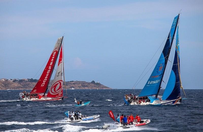 Volvo Ocean Race: марафон на выживание в Мировом океане
