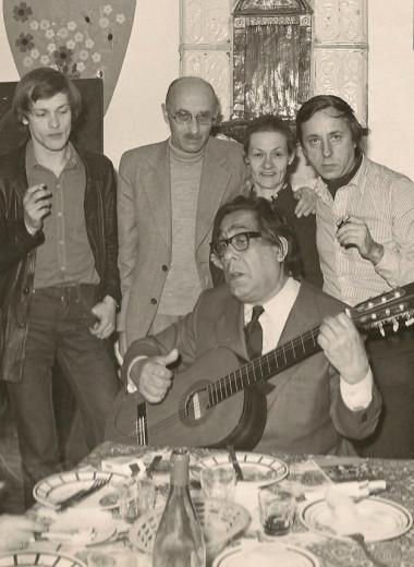 «Нам казалось — мы в раю»: воспоминания о доме легендарного коллекционера Георгия Костаки