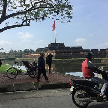 Вьетнам: запах пальмы поутру. Часть 1