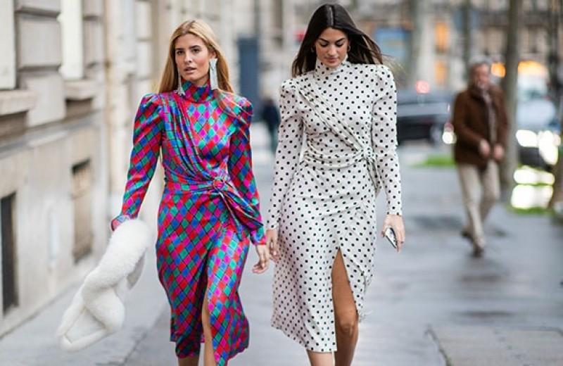 Нарядные платья: как их носить каждый день, чтобы выглядеть уместно и стильно