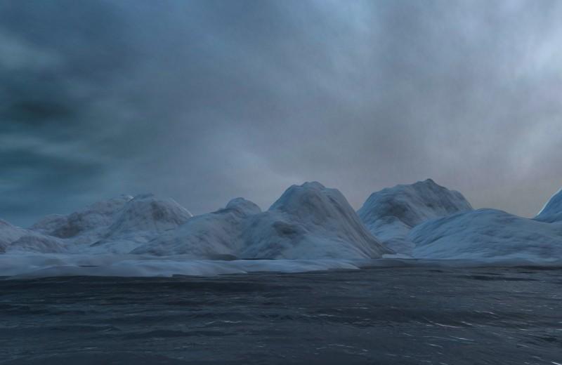 Как китайцы будут ломать льды Северного Ледовитого океана: сила атома
