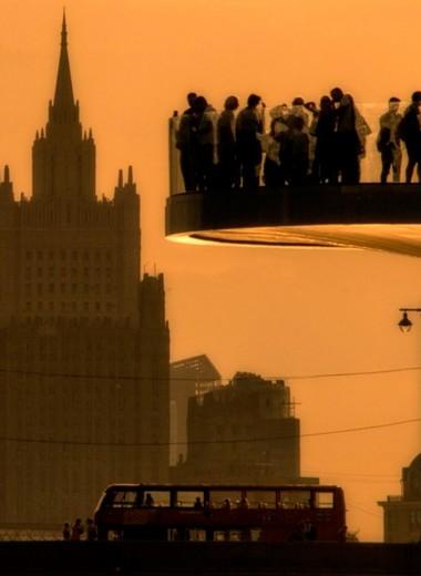 Б — благоустройство: какие новые слова мы выучили в Москве за последние 10 лет