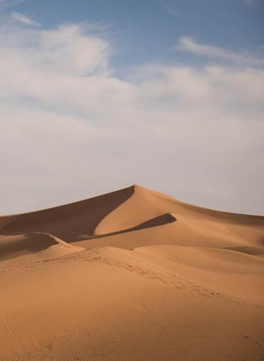 Превращение Сахары в пустыню вызвало засуху в Азии, которая длилась тысячу лет