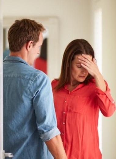 Когда мужчина становится жертвой насилия в семье