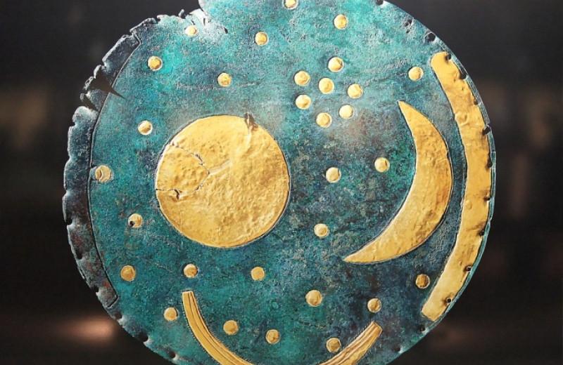 Небесный диск из Небры «омолодили» на тысячу лет