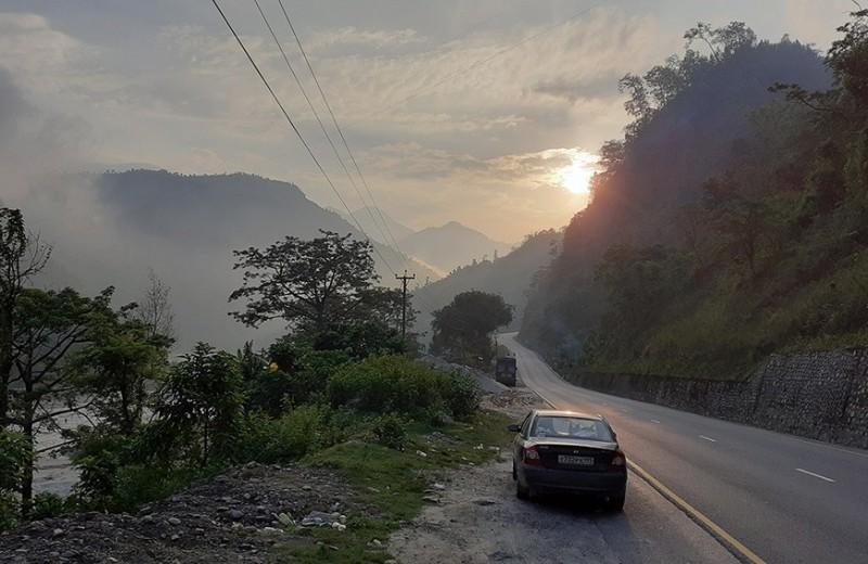 Одна вокруг света: Катманду, кремация и сезон дождей