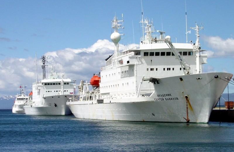 «Академик Иоффе» и «Академик Сергей Вавилов»: 30 лет на службе океанологии