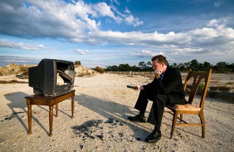 Как поймать телевидение на даче