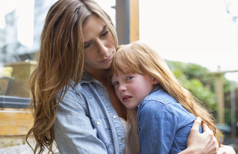 Как помочь ребенку пережить горе