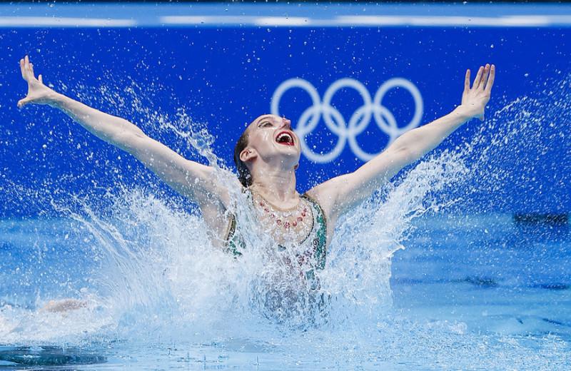 Слезы, боль, медали: главные героини Олимпиады в Токио