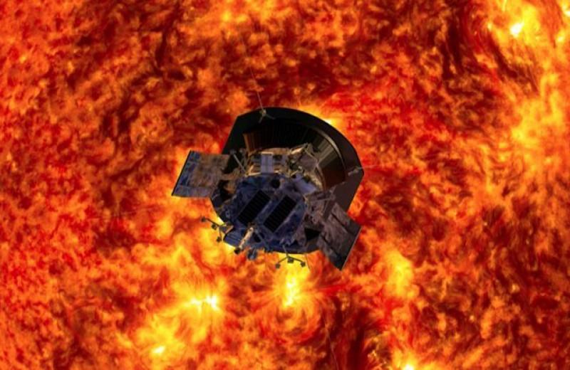 Солнечный зонд «Паркер» развил скорость 147 км в секунду. Это рекорд
