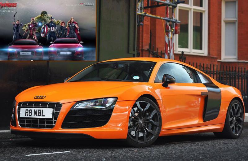 Восемь Audi, которые потрясли мир