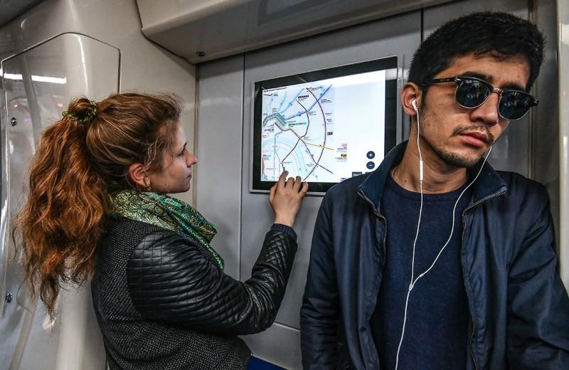 Рекламодателя — сразу в вагон