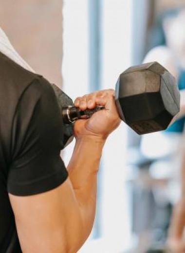 Как правильно питаться при активных силовых тренировках?