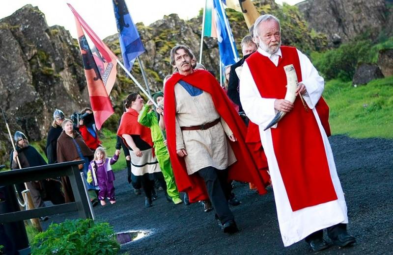 Пиры, мифы и истории: как живут исландские эко-язычники