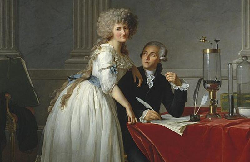 Самый известный портрет Лавуазье преподнес ученым сюрпризы