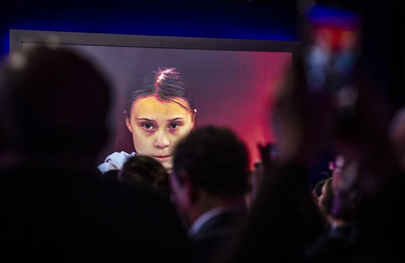 «Наш дом в огне-2»: о чем Грета Тунберг рассказала в Давосе
