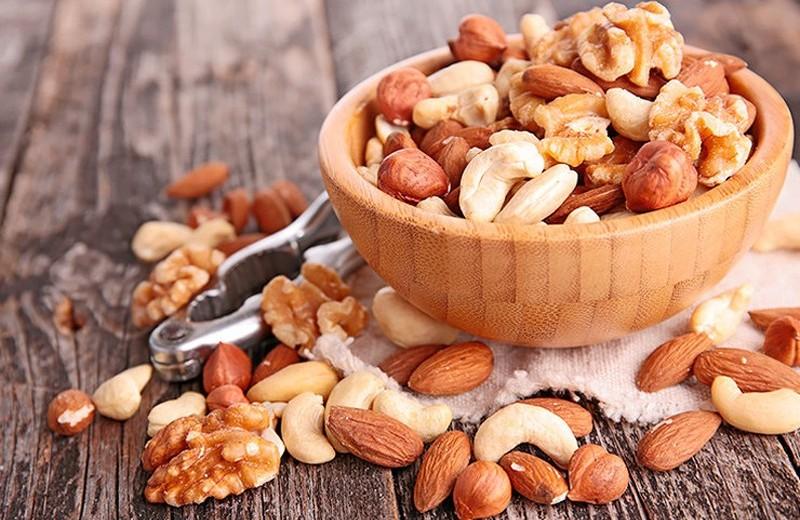 Полезные свойства орехов — здоровая кожа, идеальная фигура и отличный сон