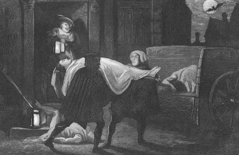 Как самоизоляция во время Великой чумы помогла Исааку Ньютону совершить научную революцию
