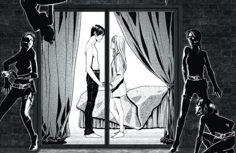 Путеводитель налево. Как сохранить жену, любовницу, нервы и муки совести