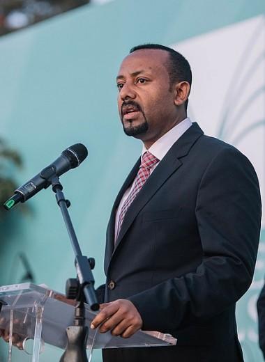 Нобелевскую премию мира присудили премьер-министру Эфиопии