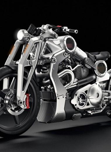 10 самых красивых кастомных мотоциклов